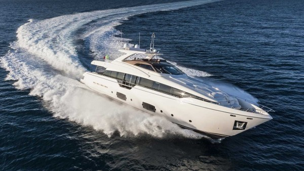 Aleksandra superyacht for Charter