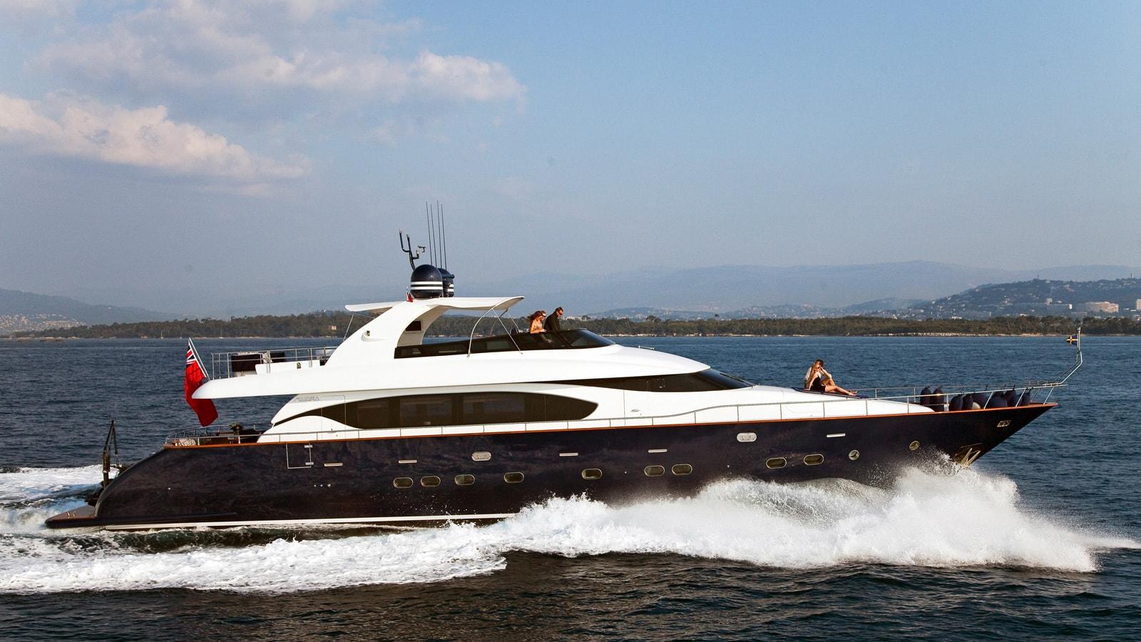 Asha yacht for sale