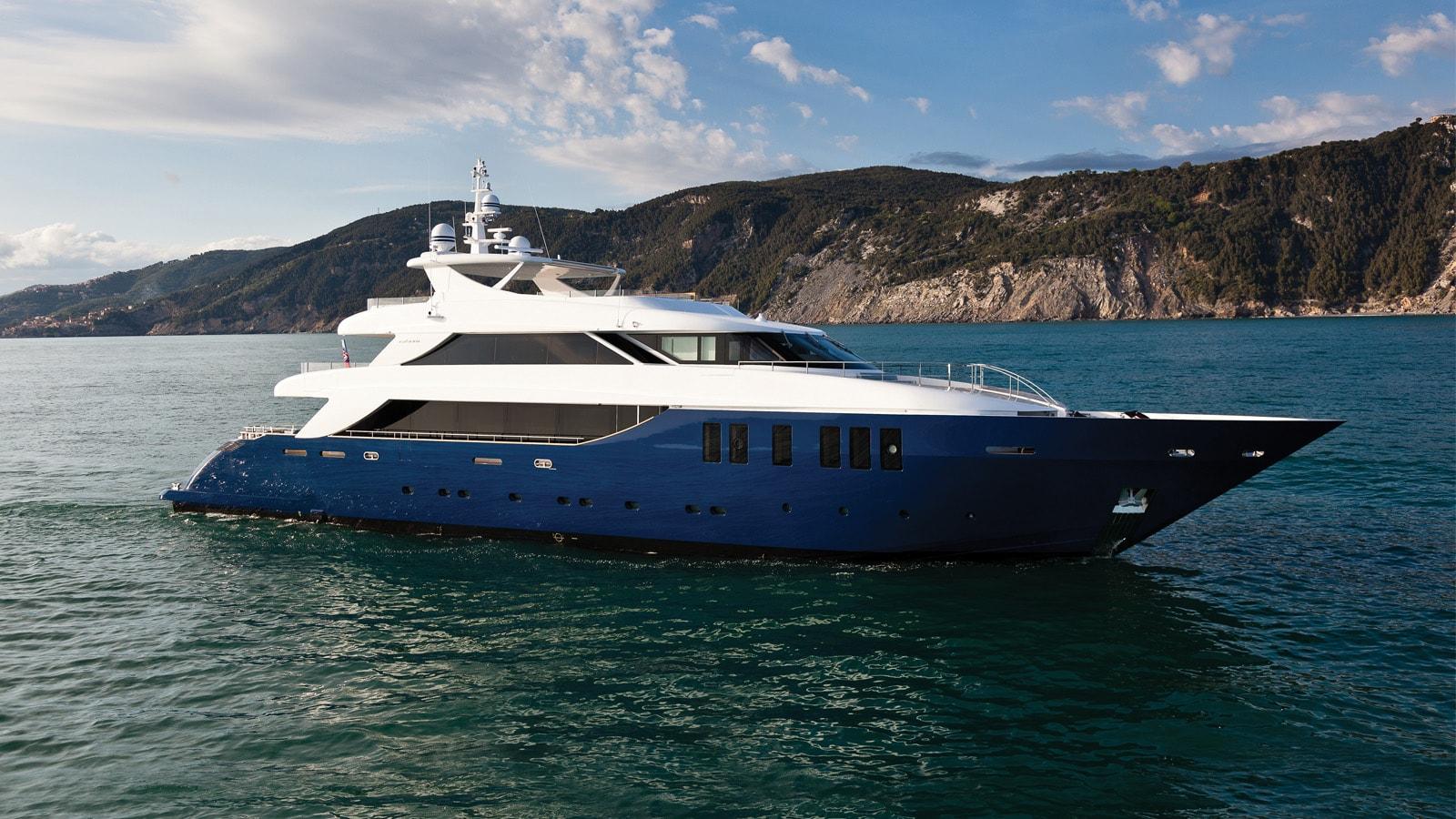 IPANEMAS Superyacht Charter