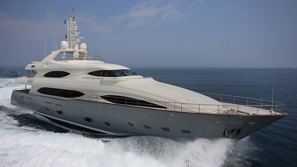 Libertas Superyacht for Sale