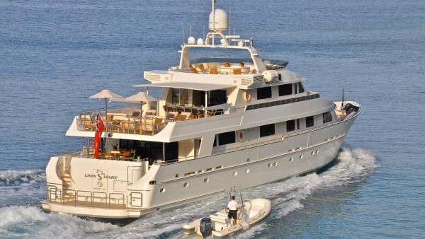 Lionshare Yacht For Sale