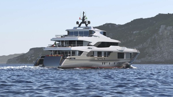 M54 Superyacht for Sale
