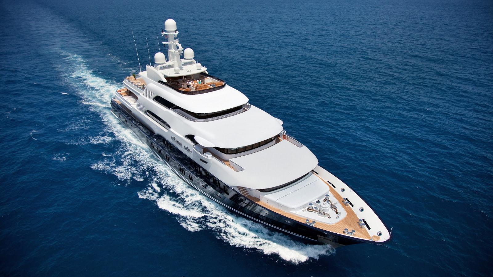 Charter Martha Ann Superyacht