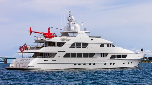 Match Point Yacht for Sale