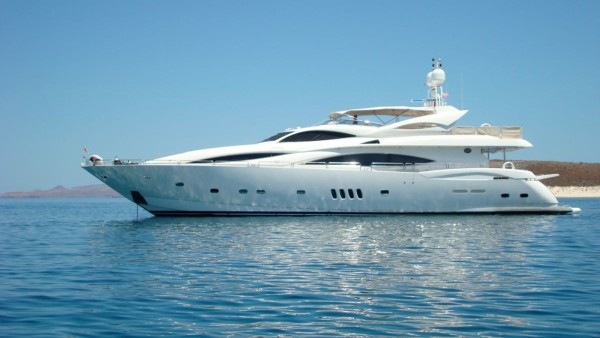 Polly105 Superyacht for Sale