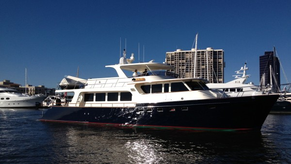 QualityTime Superyacht for Sale