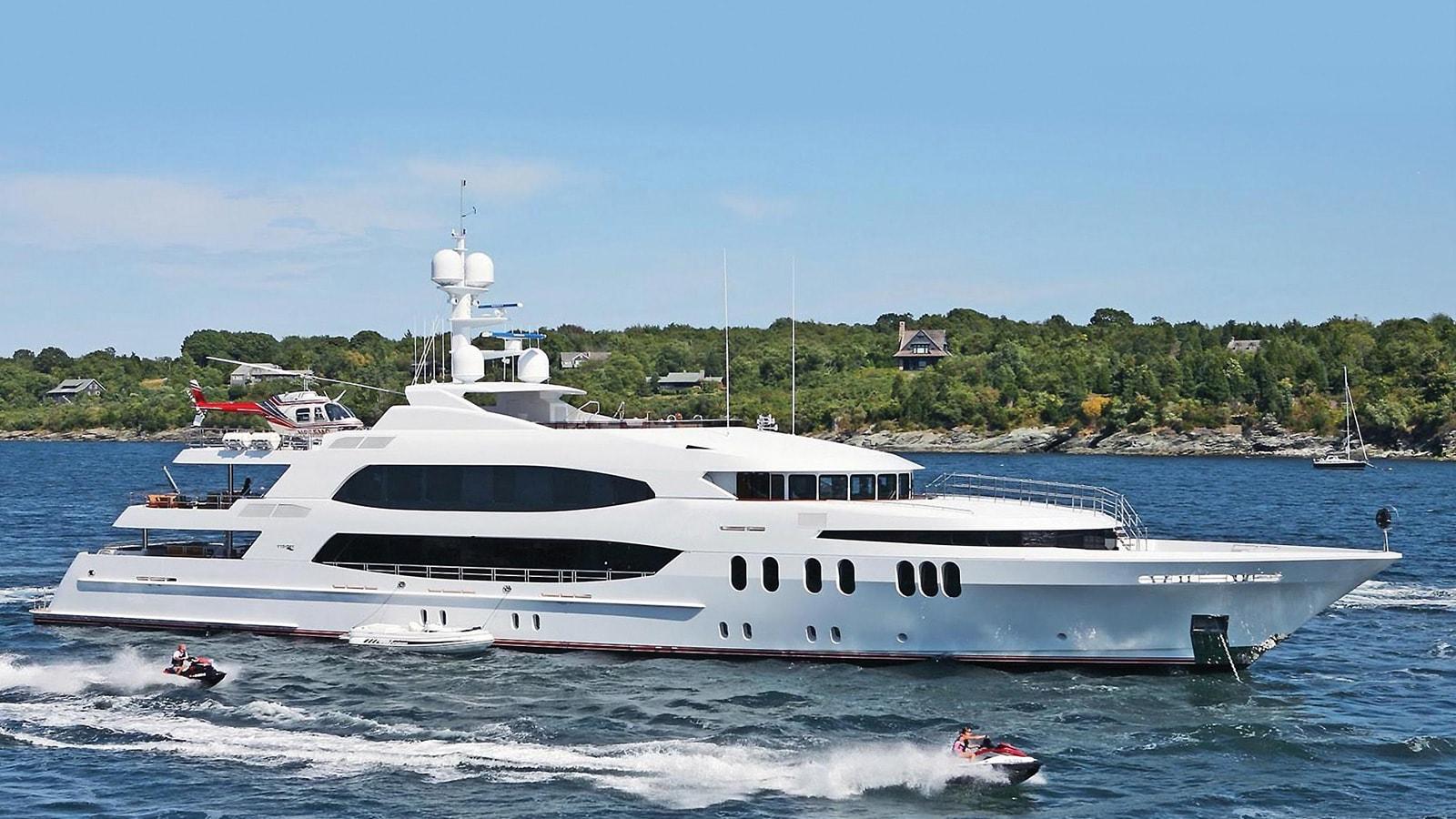 Skyfall Superyacht for Sale