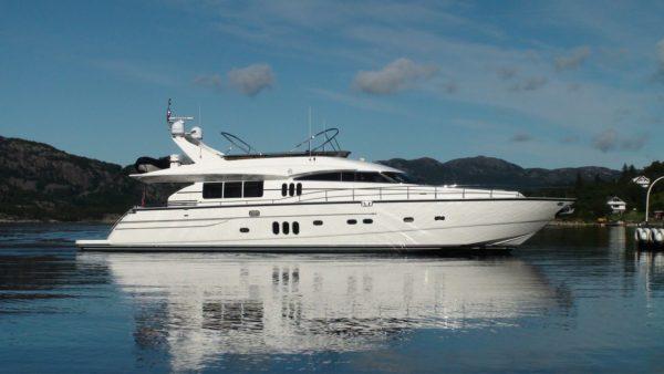 Charter Yacht AnneViking