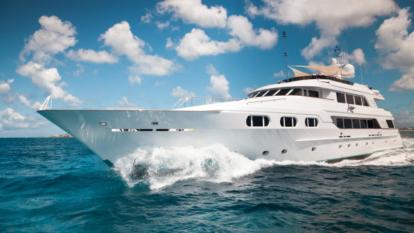 Attitude Superyacht for Sale