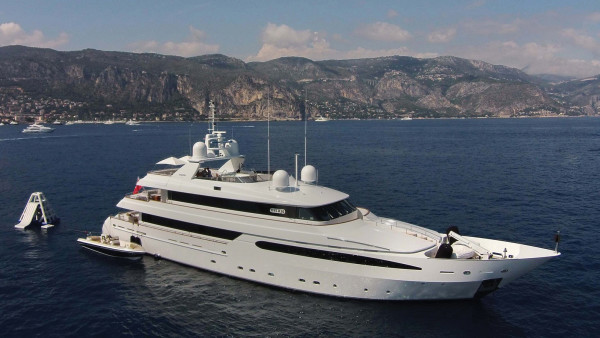 Balaju Superyacht for Sale
