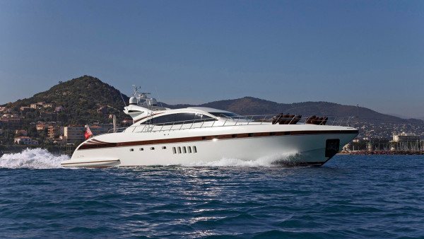 BearMarket Superyacht for Charter
