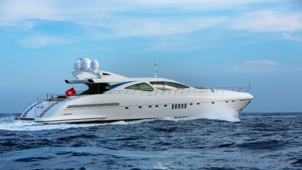 Yacht MacToo for Charter