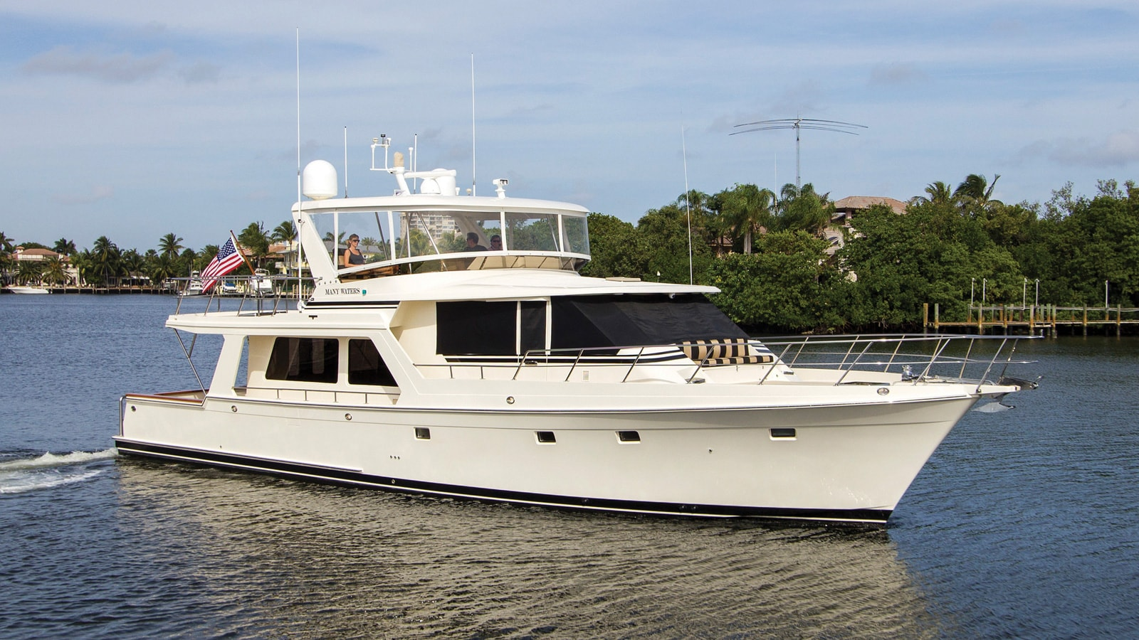 ManyWaters Superyacht for SALE