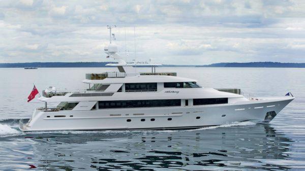 MilkMoney Yacht Charter