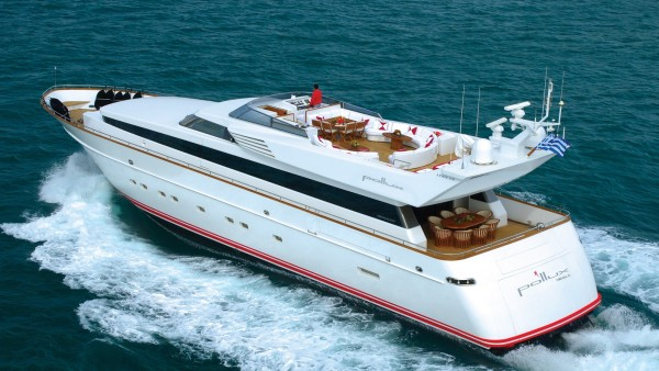 Superyacht for Sale