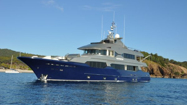 PRINCESS ILUKA Yacht for Charter