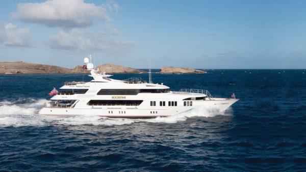 Yacht Rockstar Charter