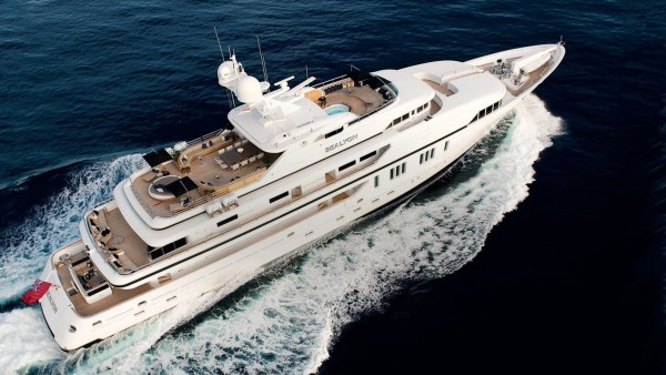 Sealyon Superyacht for Sale
