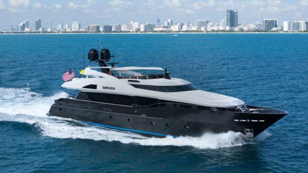 Yacht Temptation Charter