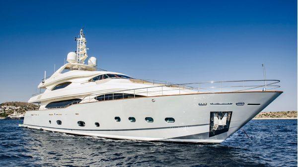 Yacht libertas Sales