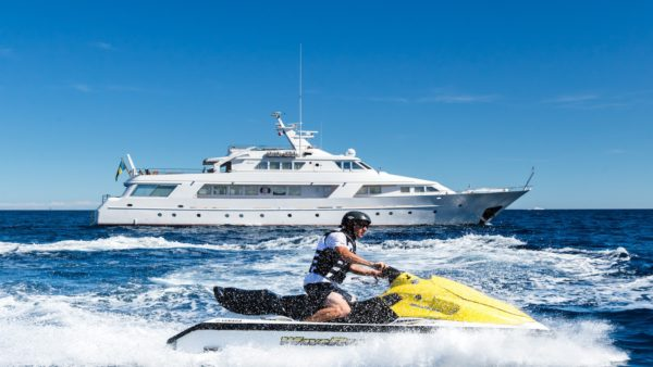 Yacht Starofthesea Charter