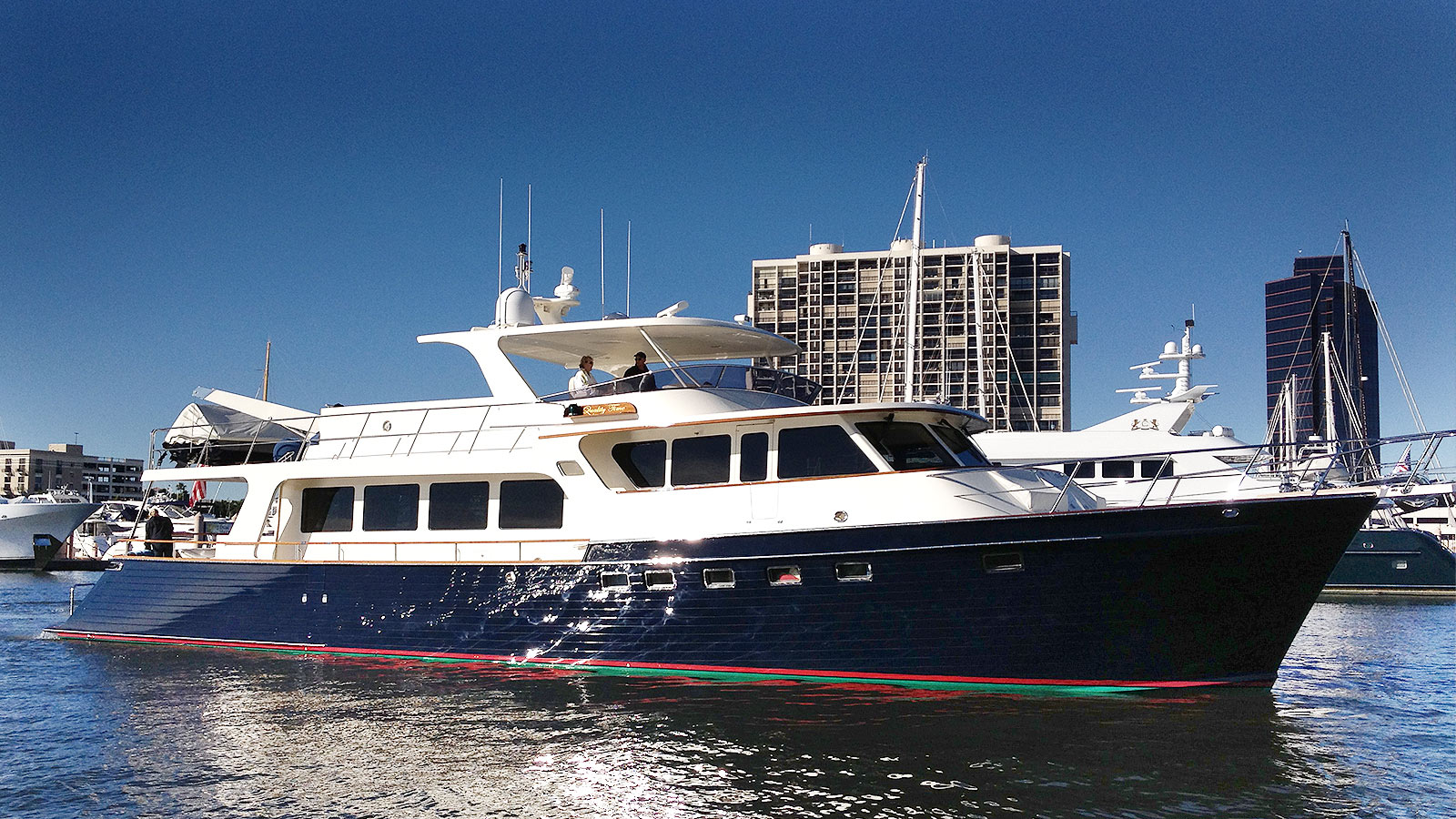 quality time marlow yacht for sale