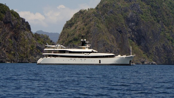 ArkAngel Superyacht for Sale
