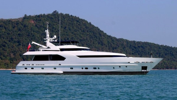 AzulA Superyacht for Sale