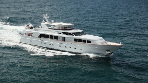 CarteBlanche Superyacht for Sale