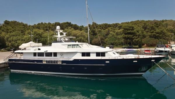 Christianna Superyacht for Sale