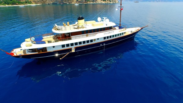Clarity Superyacht for Sale