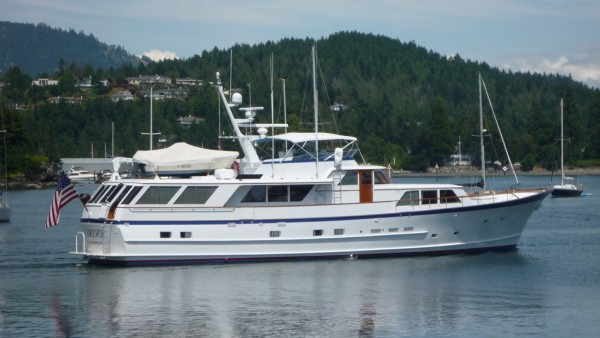 EncoreV Superyacht for Sale