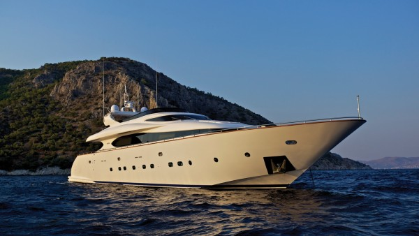 Marnaya Superyacht for Sale