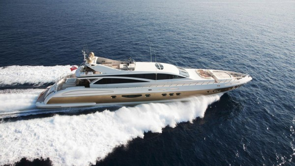 Superyacht Tabarakallah for sale