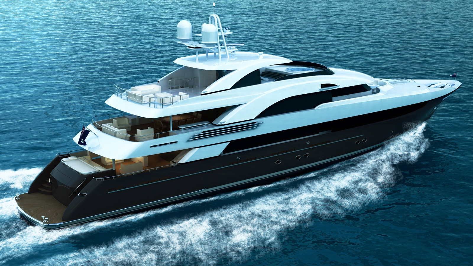 Trinity 51 Luxury Yacht For Sale