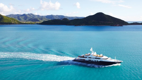 Unbridled Superyacht for Sale