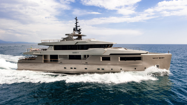 CacosV Superyacht for Sale