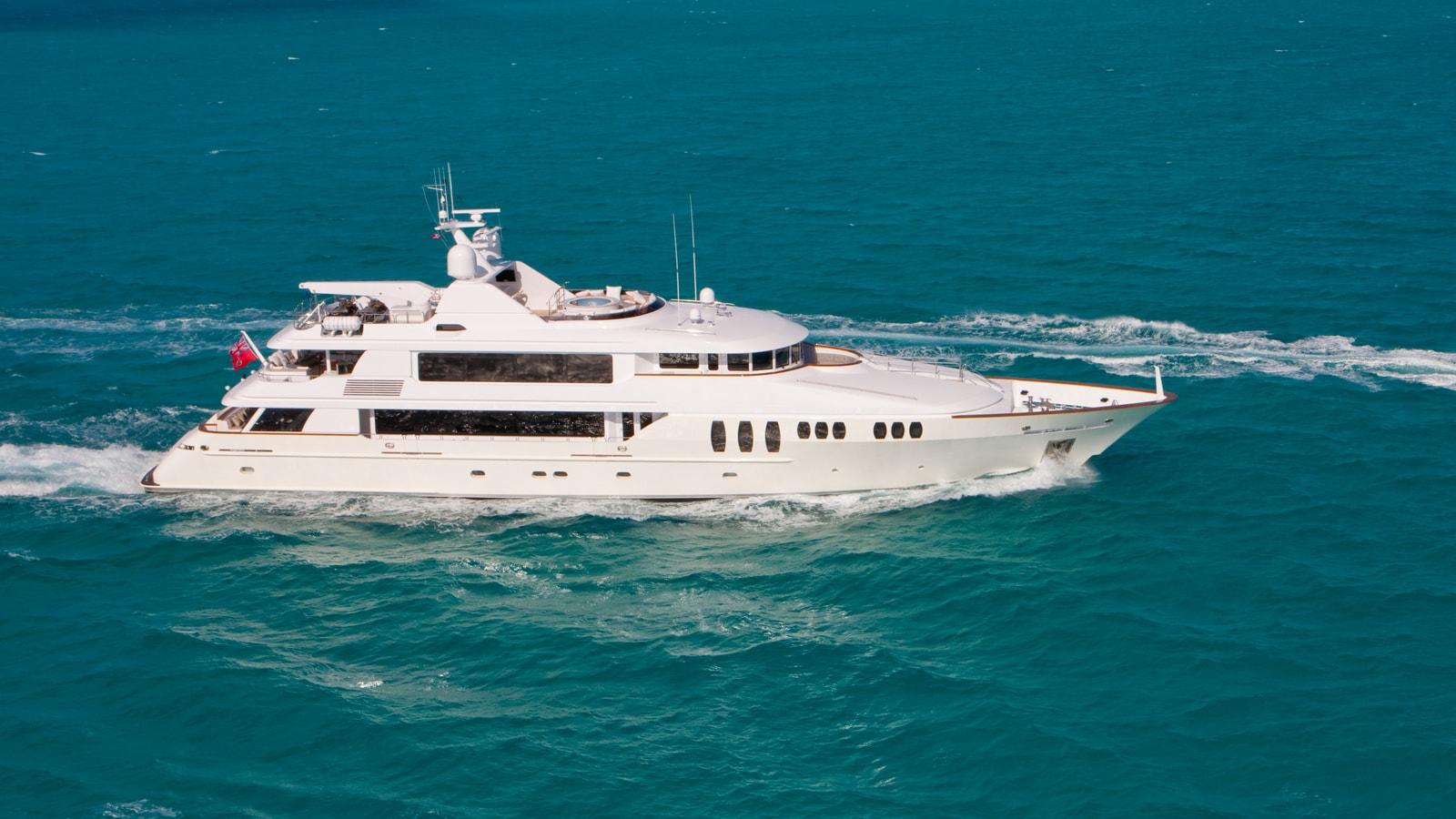 CARPE DIEM II Yacht Charter - IYC