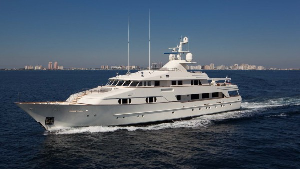 BG Superyacht for Sale