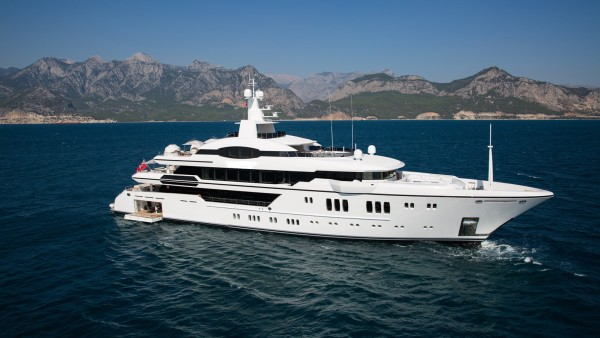 Sunrise MegaYacht for Sale