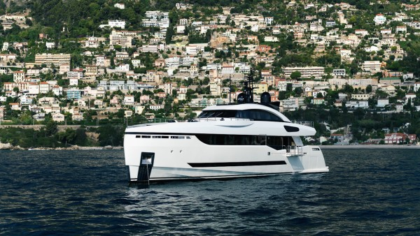 MY divine Superyacht at Monaco Yacht Show