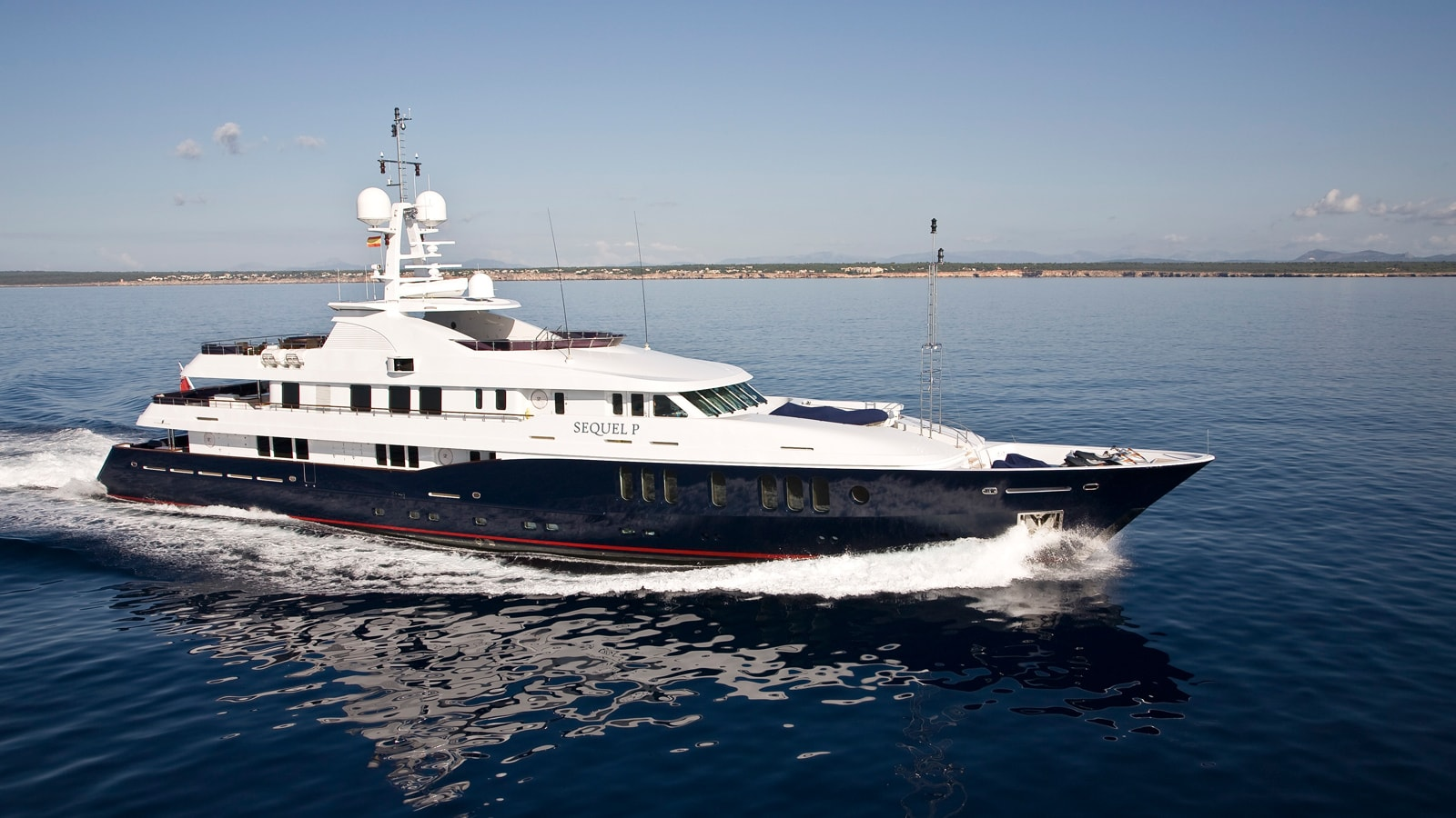 SequelP Yacht for Sale