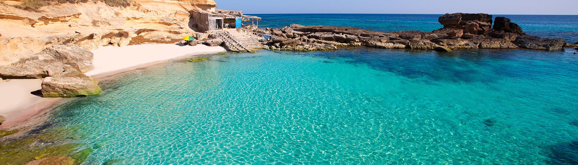 Best 5 beaches of Balearic Islands