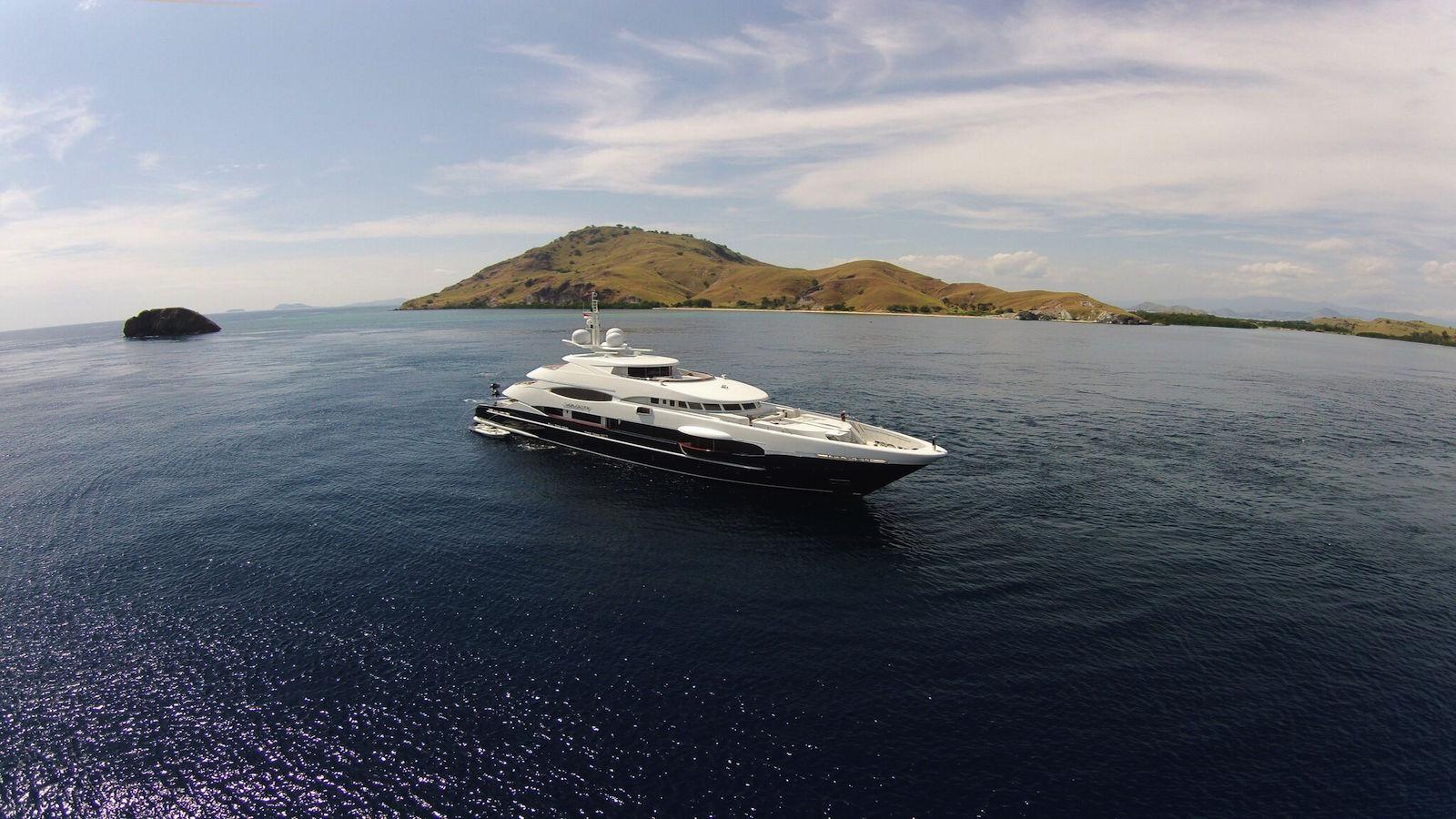 Motor Yacht Serenity - Heesen Yachts - 55 meter - Sold