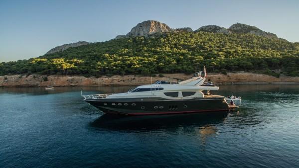 TSOUVALI yacht charter
