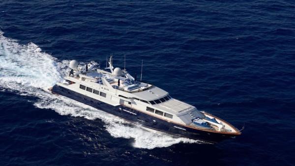 DOA Yacht for Sale