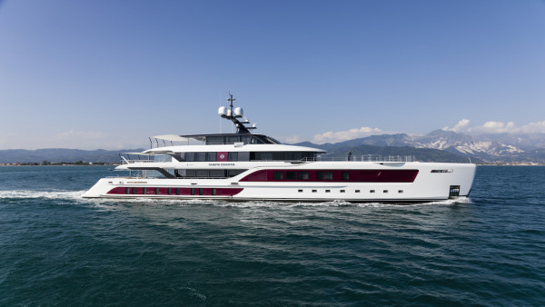 QUINTA ESSENTIA Yacht for Sale