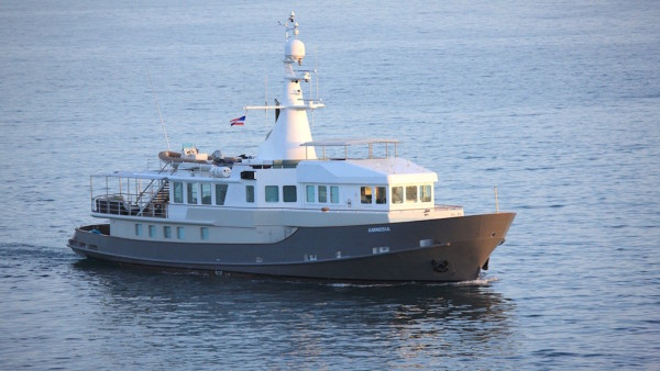 SPIRIT OF ADVENTURE yacht for sale