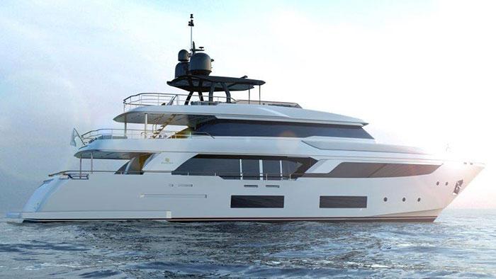 Custom Line Navetta 33 Project Sold