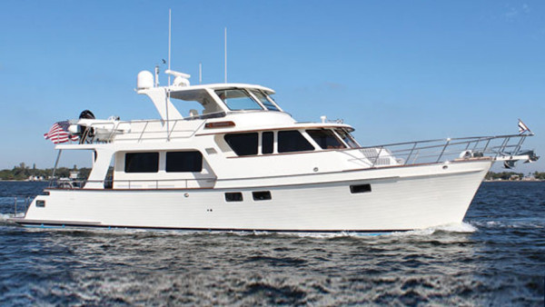 Marlow Explorer 58e yacht sold